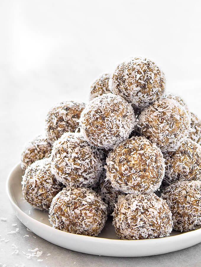 Wholefood Challenge Snack Recipes